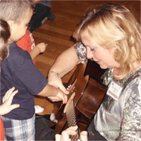 Our Music Together® certified instructor, Ms. Marla, has been teaching Music Together classes for over 15 years!