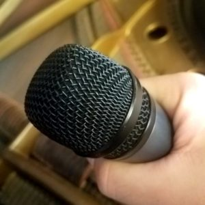 Microphone Blog Music How To