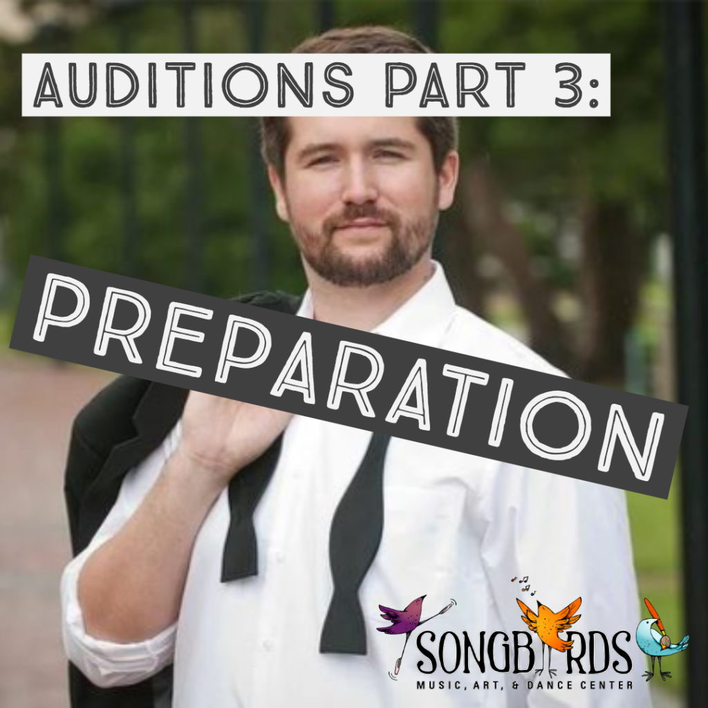 Auditions Part 3