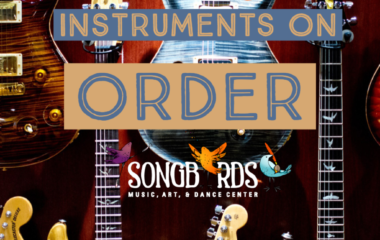 Instruments on Order