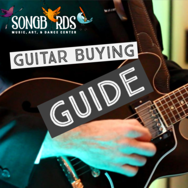 Guitar Buying Guide
