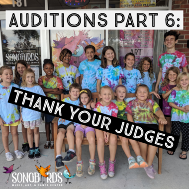 Thank your Judges