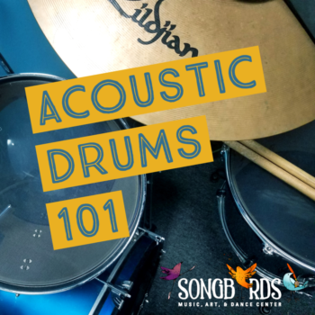 Acoustic Drums 101