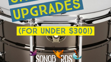Snare Drum Upgrades