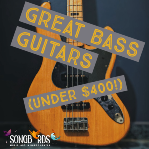 Great Bass Guitars