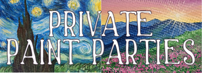 Private paint parties