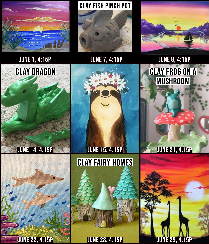 June Art Events! (1)